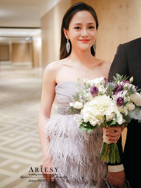 明星油頭,油頭新娘髮型,新娘名媛造型,愛瑞思,ARIESY,新娘秘書,時尚新娘造型