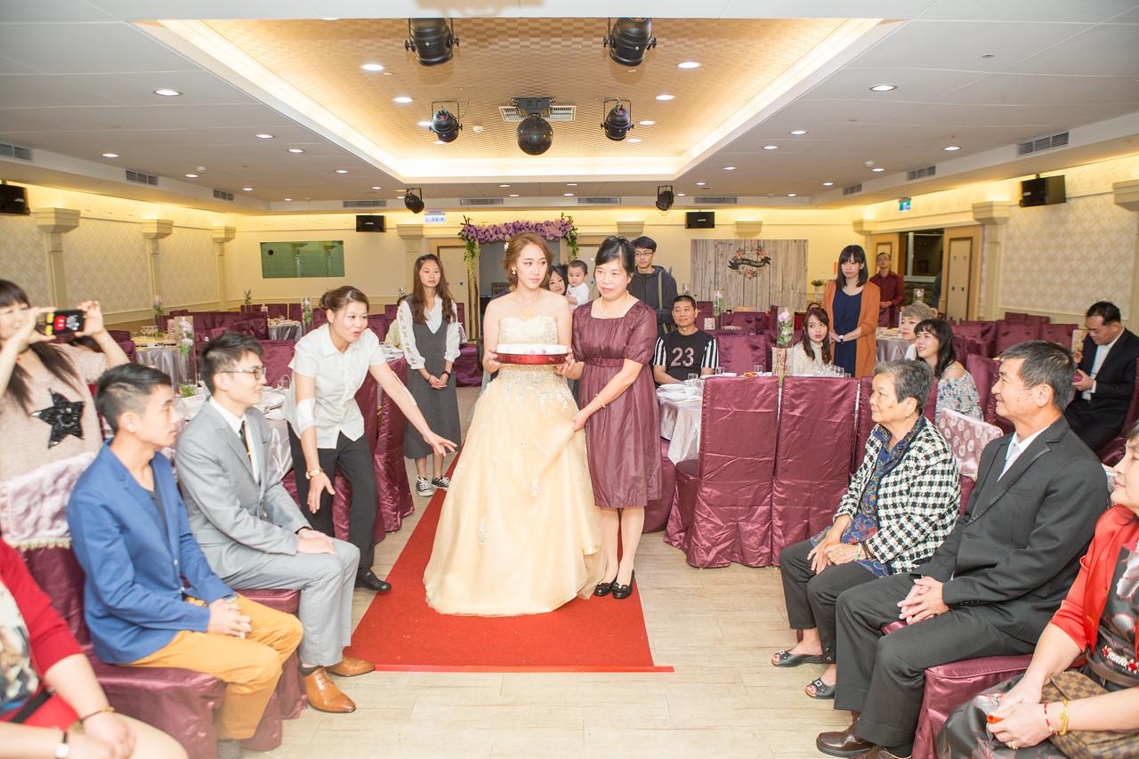 《桃園婚攝》 新娘的幸福強大 / 皇帝嶺餐廳