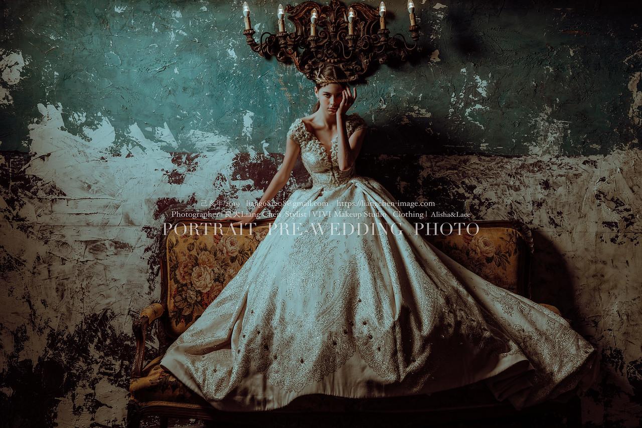 婚紗攝影,獨立婚紗,肖象婚紗,自助婚紗,婚攝良大,復古時尚婚紗,廣告形象,影像創作,雜誌拍攝