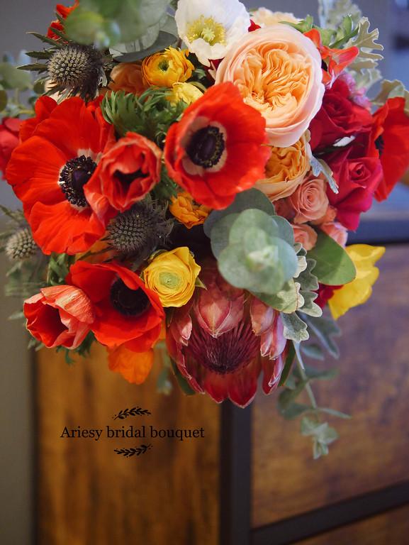 新秘手作捧花,歐美美式捧花,bouquet,捧花,新娘捧花