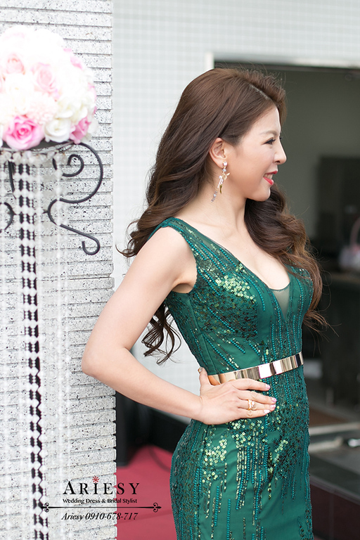 時尚新娘造型,歐美新秘,新娘造型,新娘混血兒妝感,台北新秘,新娘秘書
