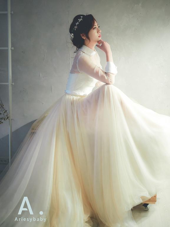 歐美新娘造型,新秘作品,波浪髮型,水波紋造型,新娘捧花,鄉村風編髮造型