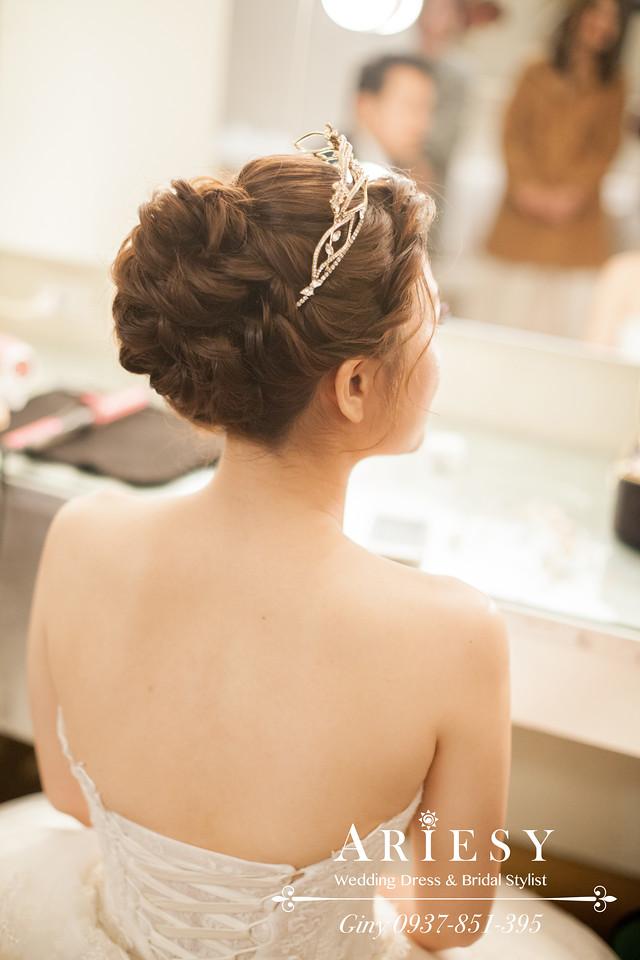 新娘秘書,新秘推薦,鮮花新娘造型,新娘髮型,新秘作品