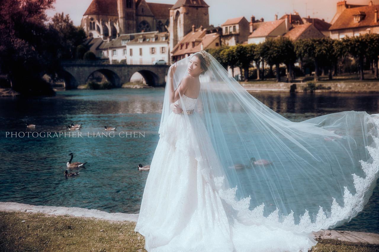 婚紗攝影,獨立婚紗,肖象婚紗,自助婚紗,婚攝良大,復古時尚婚紗,法國巴黎婚紗,攝影