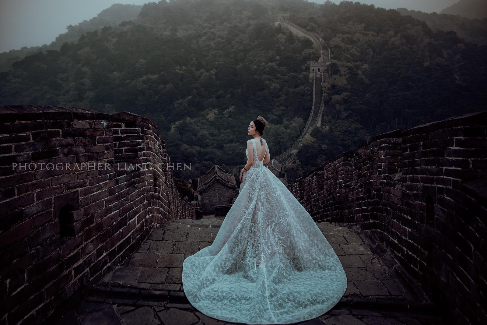 《婚紗》飛飛 & 99/北京婚紗、萬里長城、頤和園