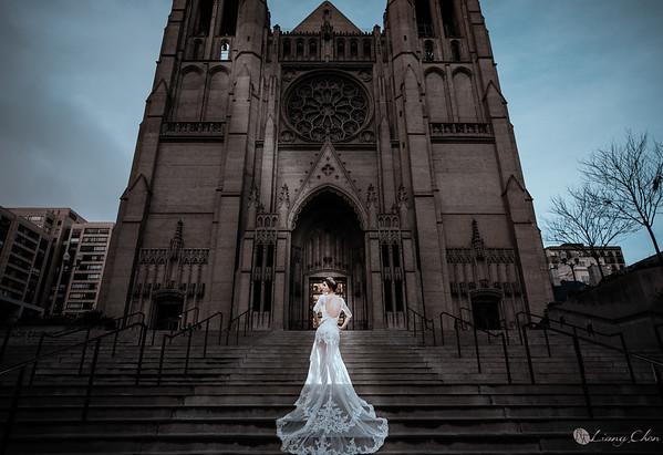 海外婚紗影像-Jason & Vivian
