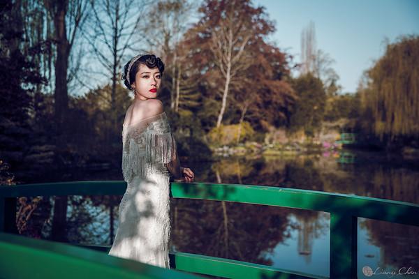海外婚紗影像-Jesse & Queenie