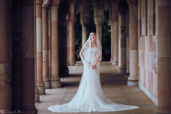 海外婚紗影像-Lilian & David