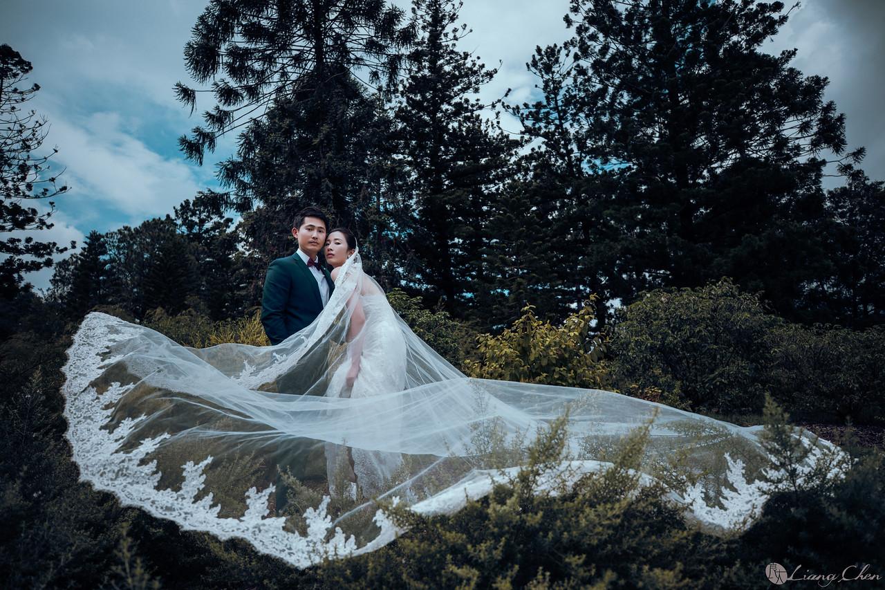 自助婚紗,婚紗攝影,婚紗禮服,婚紗照,澳洲布里斯班,布里斯本婚紗