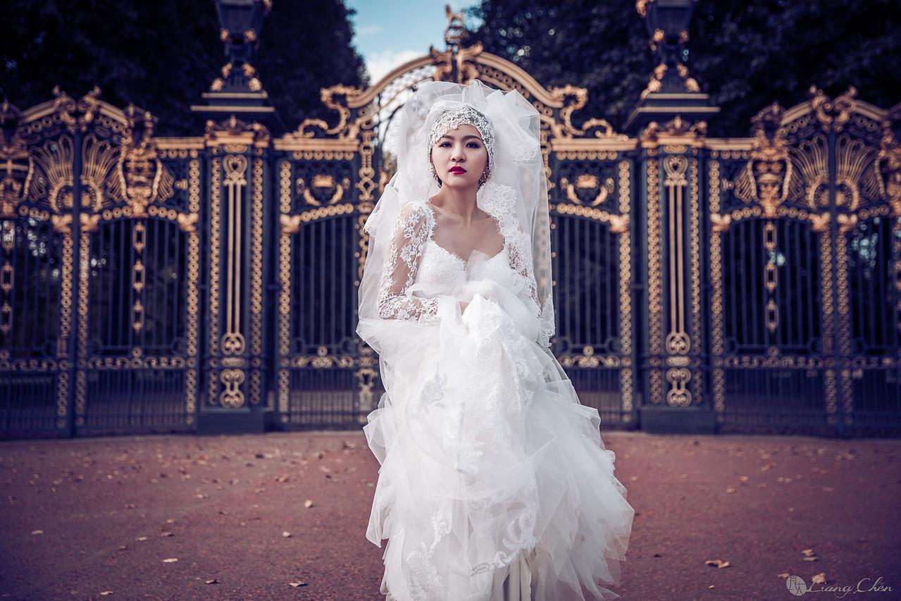 《海外婚紗》Lucia & Ray / 英國 倫敦