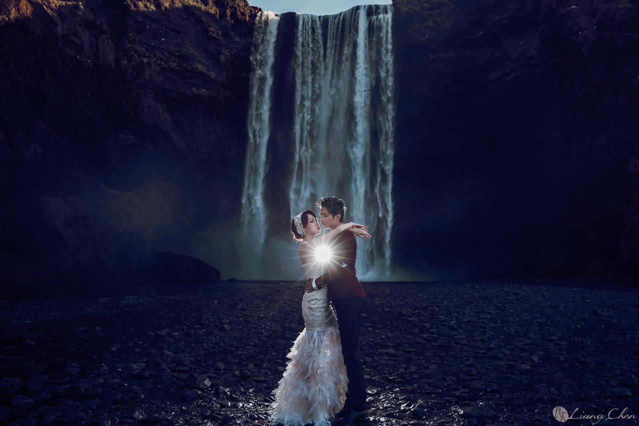 自助婚紗,婚紗攝影,婚紗禮服,婚紗照,冰島婚紗
