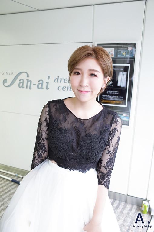 新娘髮型,新娘造型,短髮造型,海外婚紗,自助婚紗