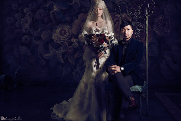 獨立婚紗影像-佳穎 & Benson