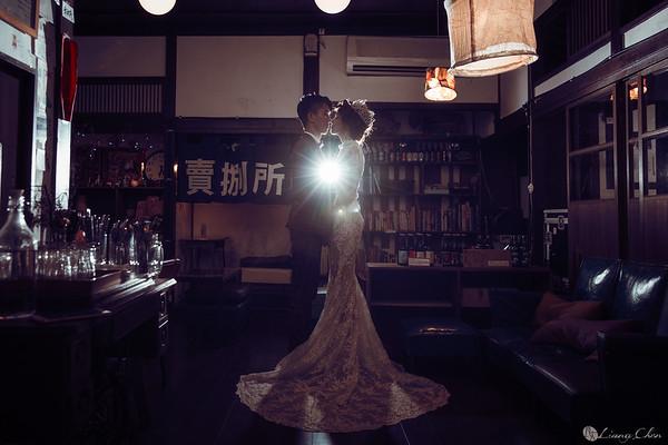 獨立婚紗影像-倪倪 & 佩君