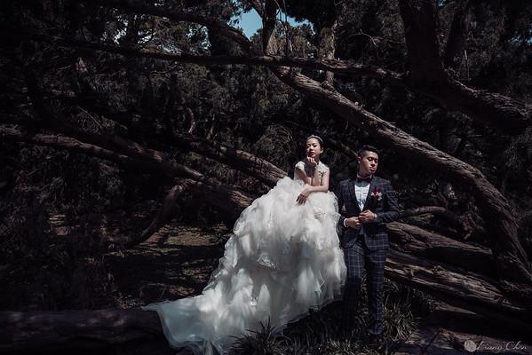 獨立婚紗影像-小Q & Grace