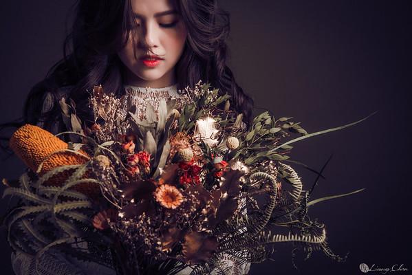 獨立婚紗影像-愛婷 & 凱韋