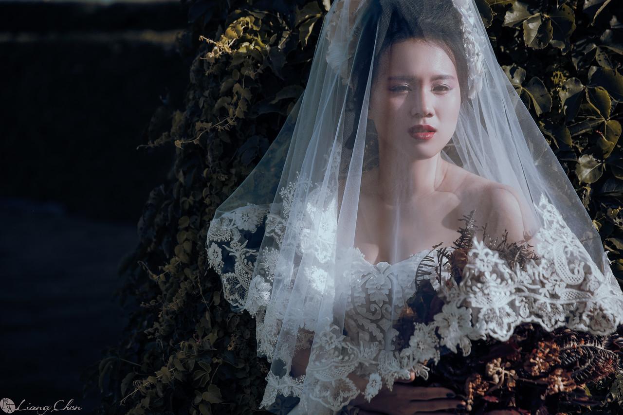 婚紗攝影,獨立婚紗,肖象婚紗,自助婚紗,婚攝良大,台南復古時尚婚紗