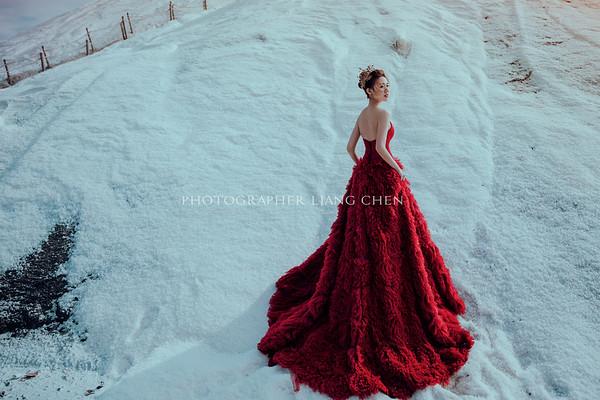 獨立婚紗影像-蘇寬 & 智鈞