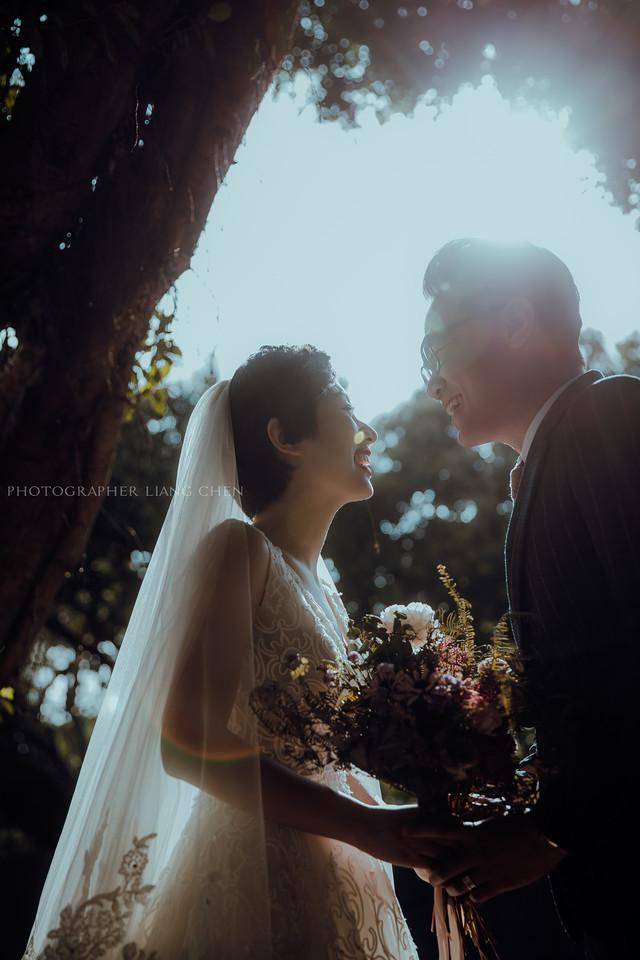 《婚紗》雙安 & Ken / 陽明山、南雅奇岩