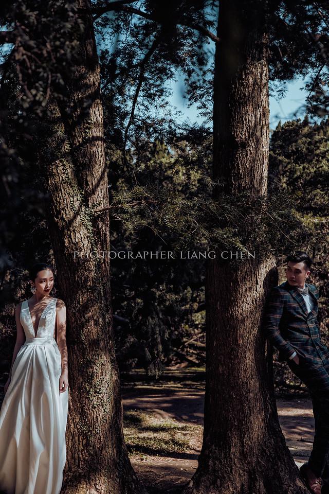 婚紗攝影,獨立婚紗,肖象婚紗,自助婚紗,婚攝良大,復古時尚婚紗