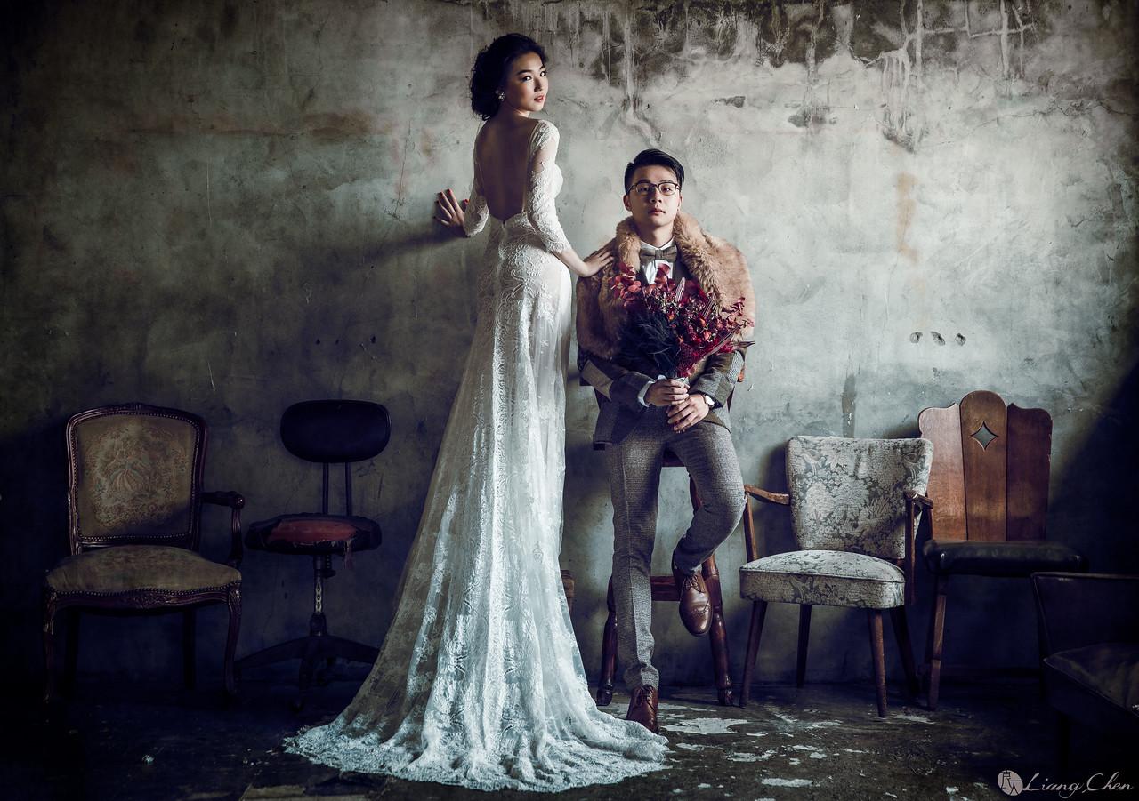 自助婚紗,婚紗攝影,婚紗禮服,龍鳯掛