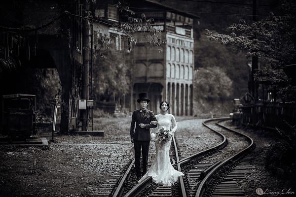 獨立婚紗影像-Karen & Nick
