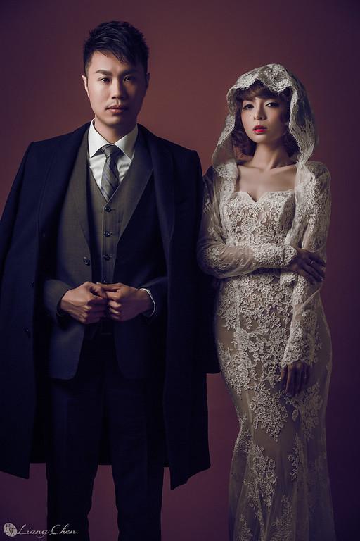 獨立婚紗影像Anny&Jenkins