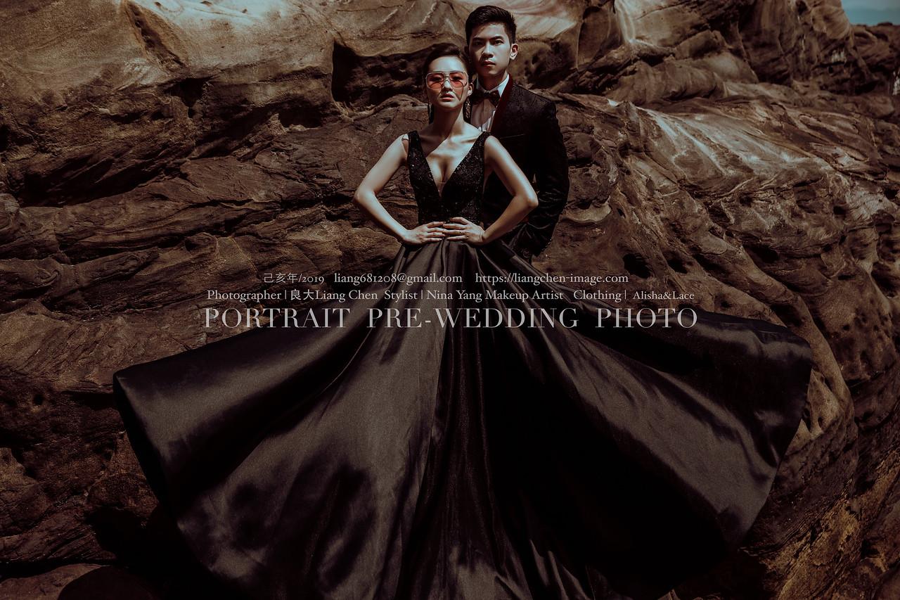 《婚紗》瑞儂&Mars / 基隆、南雅奇岩、陽明山
