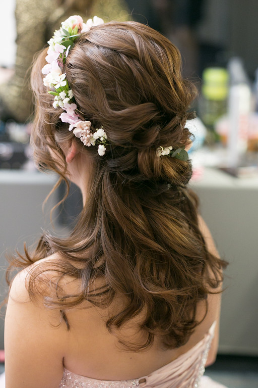 鮮花花圈,美式花圈造型,新娘花冠,新娘花圈造型,愛瑞思,Ariesy