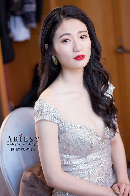 時尚新娘造型,愛瑞思,dibbie,台北新秘,新娘秘書,新秘推薦