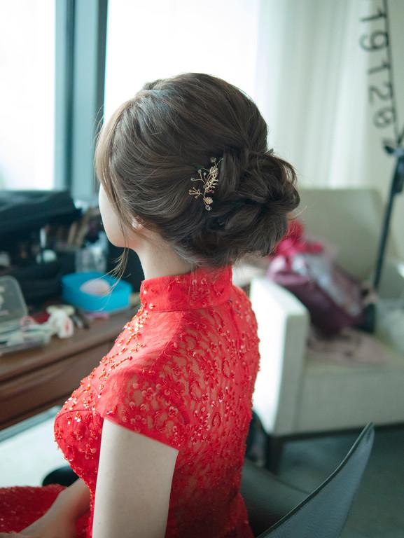 短髮新娘造型特輯,愛瑞思,nica,台北新秘,新娘秘書,新秘推薦