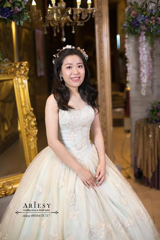 送客新娘造型,愛瑞思,ariesy,明星妝感,台北新秘,新娘秘書,新秘推薦
