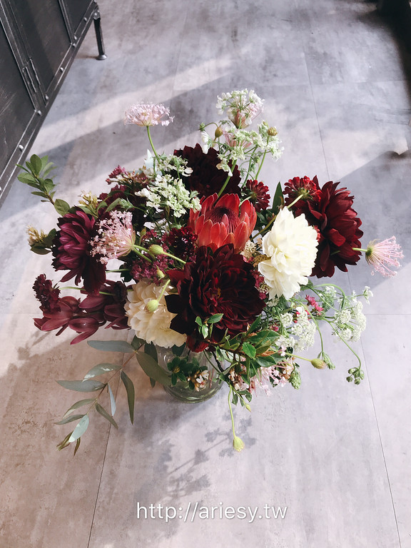 Bouquet of flowers,ariesy捧花,新娘秘書美式手作捧花,歐美風捧花,愛瑞思,Bridal bouquet