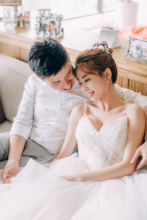 自助婚紗 ,婚紗包套,新秘,婚攝大嘴,甜美風格