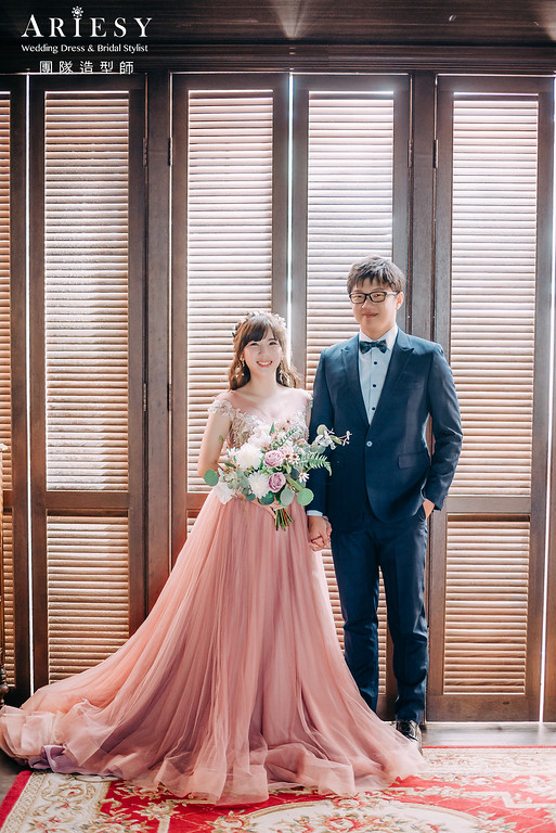 好拍市集,自助婚紗,婚紗包套,韓風造型,甜美風格