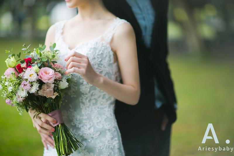 自助婚紗,編髮造型,黑髮新娘,新娘髮型,鮮花花藝飾品