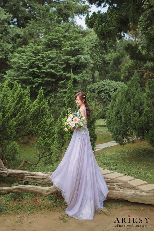 ARIESY手工婚紗,婚攝大嘴,愛瑞思新娘秘書團隊,新莊攝影工作室,蕾絲透膚白紗,透膚復古水袖白紗,緞面魚尾晚禮服