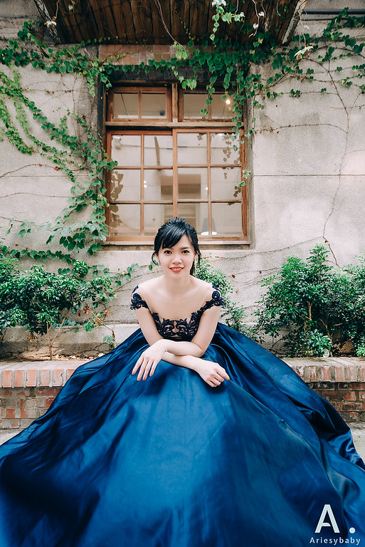 Ariesybaby造型團隊,ARIESY愛瑞思品牌訂製手工婚紗,自助婚紗造型,晚禮服造型,馬尾造型