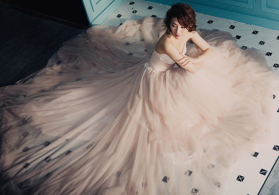 自助婚紗,瑪哲攝影,復古時尚,歐美風,自助婚紗,自主婚紗,新娘短髮造型