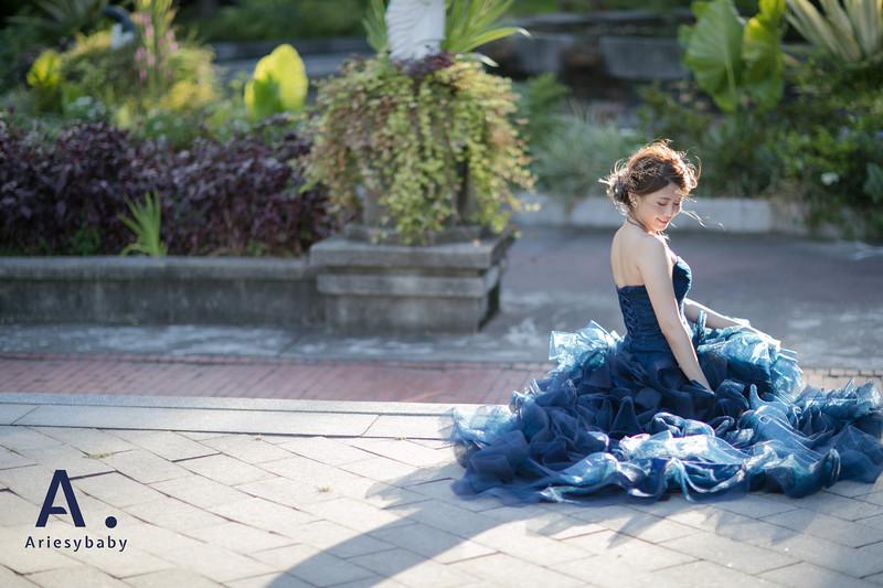 Ariesybaby造型團隊,ARIESY愛瑞思品牌訂製手工婚紗,編髮造型,新娘髮型,婚攝溫開水
