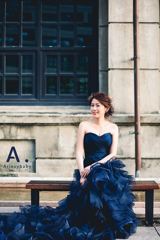 Ariesybaby造型團隊,攝影J+M光影敘事,ARIESY愛瑞思品牌訂製手工婚紗,新娘造型,婚紗造型,自助婚紗