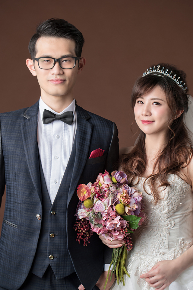 自助婚紗,韓風造型,黑焦耳,公主頭造型,皇冠造型,白紗造型