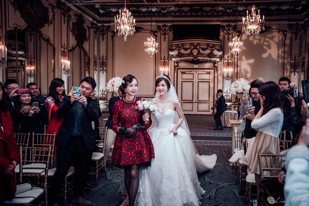 舊金山,婚禮紀實,婚禮攝影,紀錄
