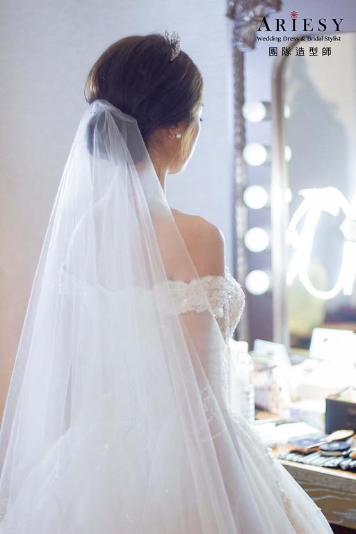 粗硬髮新娘造型,愛瑞思,dibbie,明星妝感,台北新秘,新娘秘書,新秘推薦