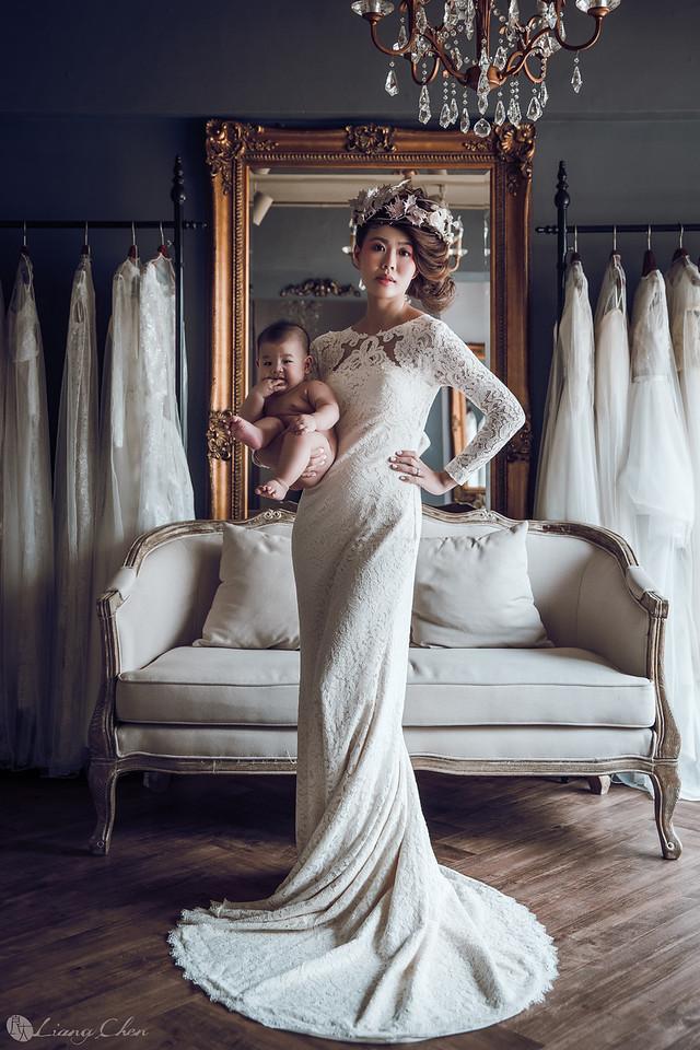自助婚紗,週年照,婚紗攝影,白紗禮服