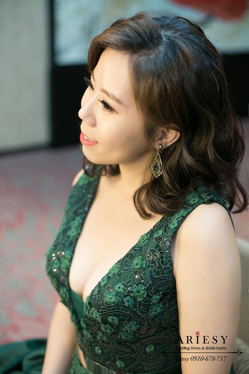 短髮新娘秘書,短髮新娘造型,愛瑞思,ARIESY,台北新秘推薦,新娘秘書