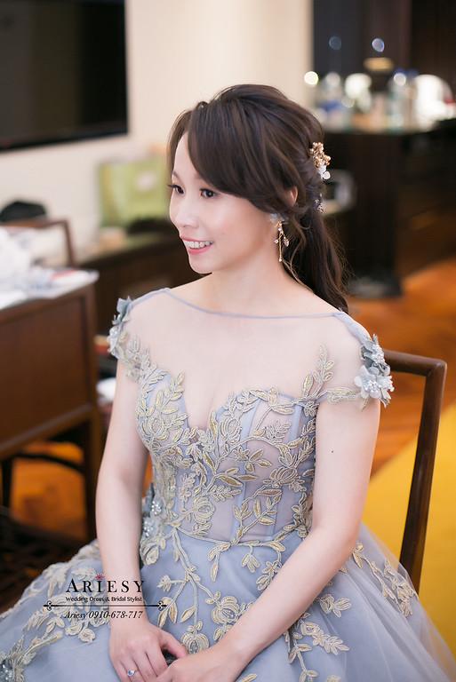 新娘秘書,新秘,鮮花造型,編髮新娘,花藝造型,新娘髮型