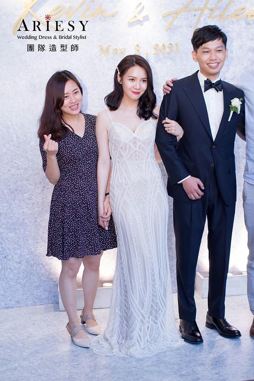 美式新娘造型,新娘妝感,新秘推薦,新秘,新娘秘書