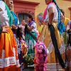 Guelaguetza dancers, Oaxaca, Mex.
