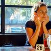Jen at Aqus Cafe